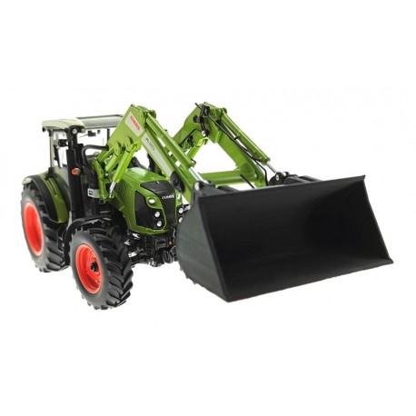 Universalschaufel für Wiking Traktoren mit Frontlader 1:32