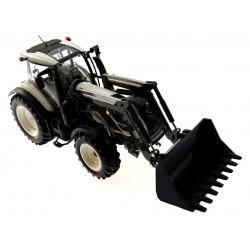 Breite Mistschaufel für Wiking Traktoren mit Frontlader 1:32