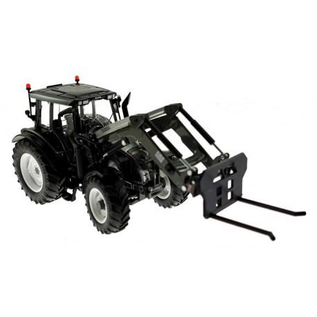 Ballengabel für Wiking Traktoren mit Frontlader 1:32