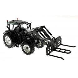 Doppel-Ballengabel für Wiking Traktoren mit Frontlader 1:32
