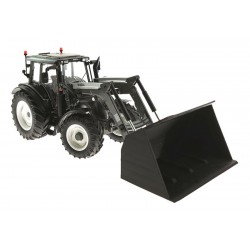 Bagger Schaufel für Wiking Traktoren mit Frontlader 1:32