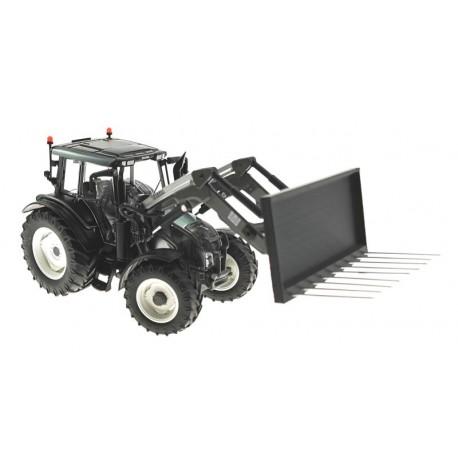 Silage-Gabel für Wiking Traktoren mit Frontlader 1:32