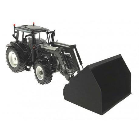 Titan Volumen Schaufel für Wiking Traktoren mit Frontlader 1:32