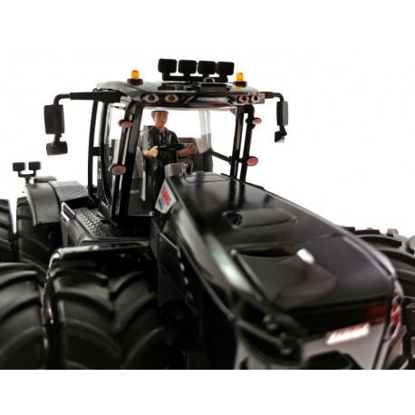 Dach Arbeitsscheinwerfer 4-Fach für Claas Xerion 5000 Siku Control 32 Schwarz (6799)