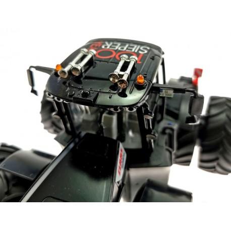 Kurz/Lang Fanfaren für Claas Xerion 5000 Schwarz Siku Control 32 (6799)