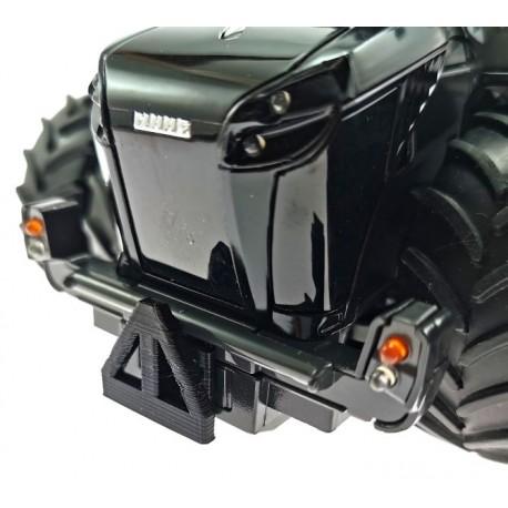 Frontdreieck für Claas Xerion 5000 Schwarz Siku Control 32 (6799)