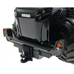 Frontkupplung mit Steckbolzen für Claas Xerion 5000 Schwarz Siku Control 32 (6799)