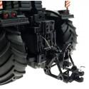 Anhängerkupplung mit Steckbolzen für Claas Xerion 5000 Schwarz Siku Control 32 (6799)